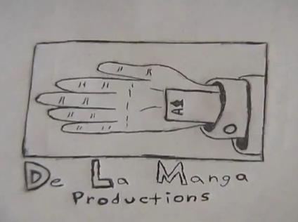 de la manga productions logo