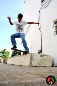 Juan Rivera - Backside Crooked