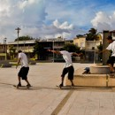 Josenric ''Shorty'' Haddock - BS Noseslide at Plaza de Luquillo