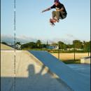 Robert Lopez/Frontside Kickflip