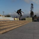 Nathan Rodriguez - 360Flip at Plaza de Luquillo