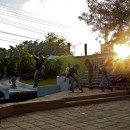 Nathan Rodriguez - Ollie Gap at Monumento Indio Luquillo